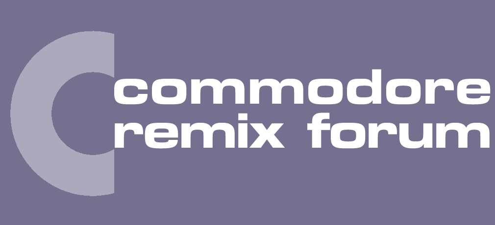 Commodore Remix Forum