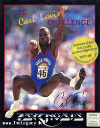 Carl Lewis Challenge (Reach Out For The Gold)