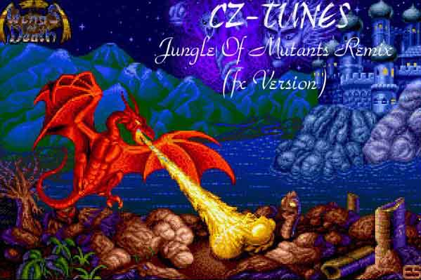 Wings Of Death - Jungle Of Mutants Remix (FX Versi