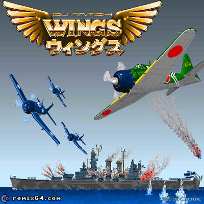 Remix64 wings of fury orchestral by dj mitch for Wings of fury