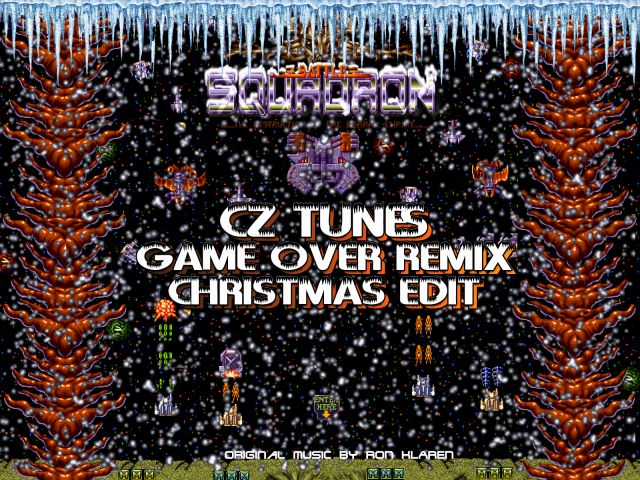 Battle Squadron - Game Over (Christmas Edit)