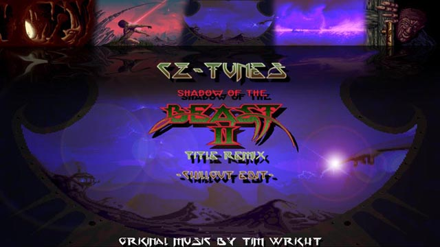 Shadow Of The Beast II - Title (Chillout Edit)