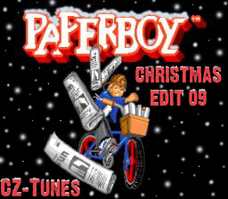 Paperboy Highscore (Christmas Edit)
