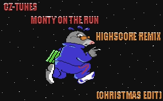 Monty On The Run (Christmas Edit)