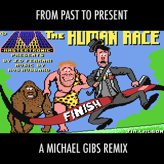 The Human Race (From Past to Present mix)
