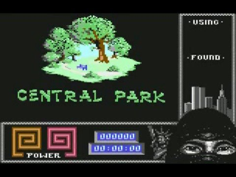 Last Ninja 2 - Central Park Loader (alt. rock)