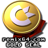Remix64 Gold Seal Of Approval