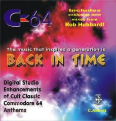 Back In Time 1 CD