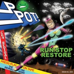 PRESS PLAY ON TAPE - Run / Stop Restore CD