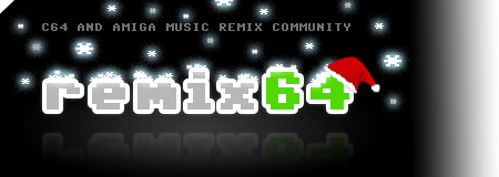 Remix64.com - C64 and Amiga music remix community