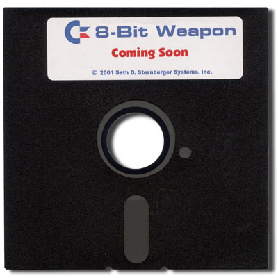 8Bit Weapon (Coming soon)