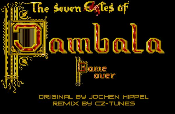 The Seven Gates Of Jambala (Highscore Remix)