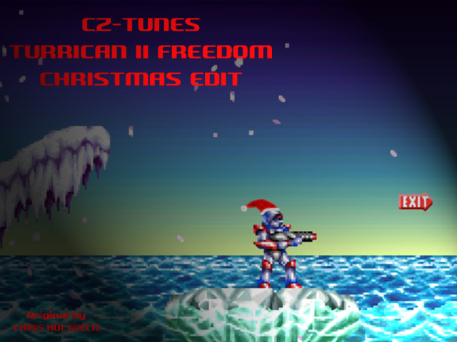 Turrican II Freedom (Christmas Edit)