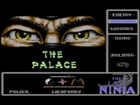 Last Ninja The Palace (Loader)