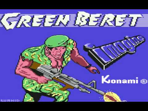 Green Beret loader (Yesterday becomes tomorrow)