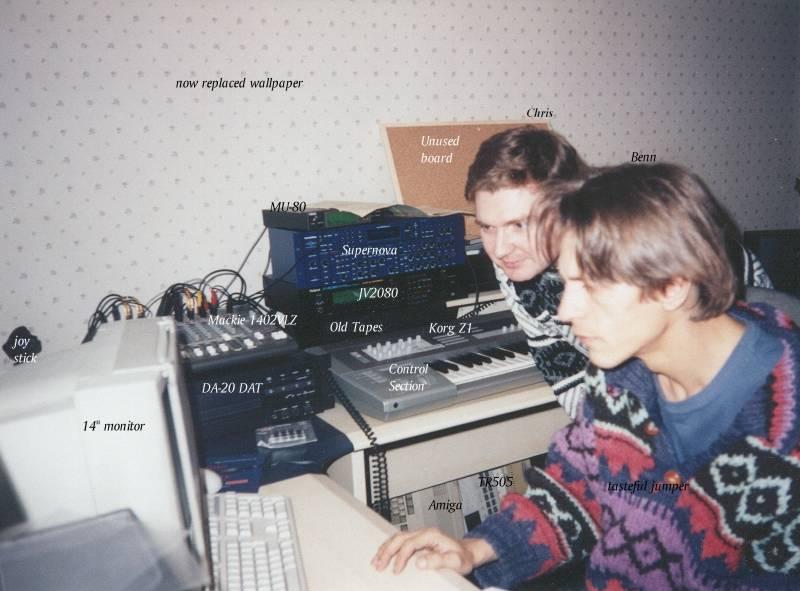 Remix64 - An Interview with Ben Daglish