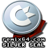 Remix64 Silver Seal Of Approval